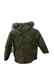 Gap Kids Boys size 8 Down hooded winter jacket parka Good condition