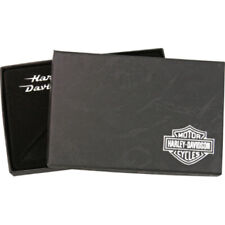 """Harley-Davidson Empty Pen Box Can Hold Up To a 5"""" Knife"""
