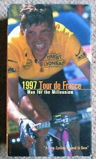 1997 Tour de France World Cycling Productions Double VHS Jan Ullrich Very Clean