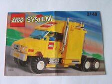 LEGO® Bauanleitung / Instruction Nr. 2148