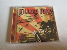 KILLING JOKE XXV Gathering! CD 2005 NEW WAVE