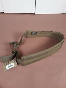 Tactical Tailor Modular Padded Belt medium coyote brown