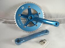 NEW  DRIVELINE CRANKSET TK13 170 MM BLUE PART # 7501DL-TK-170-BL,  BCD 130  46T