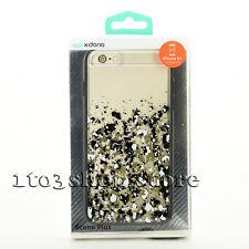 X-Doria Scene Plus Case Cover for iPhone 6 Plus iPhone 6s Plus Gold Digital Dust