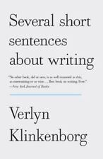 Several Short Sentences About Writing by Verlyn Klinkenborg - Hardcover Book