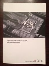 AUDI NAVIGATION MANUAL FOR YEARS 2013 2014