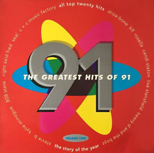 V/A - The Greatest Hits Of 1991 Volume Two (LP) (EX-/VG+)