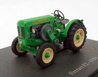 Hachette 1/43 Scale Model Tractor HT124 - 1950 Ferrari F2 - Green
