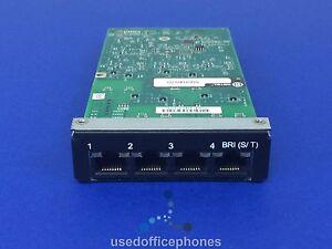 Mitel 3300 BRI (S/T) BRI Card - Inc Delivery