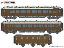 Hobbytrain H22100 CIWL Set 1, 3-tlg Ostende-Wien-Express Spur N Neu