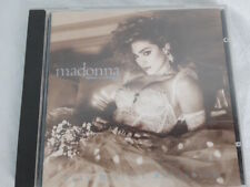 Madonna Like a Virgin Sire CD Made in West Germany Target Scope - Excellent Cond