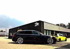 19 Zoll UA6 Alu Felgen 8,5x19 et35 5x112 Silber für Audi RS S6 S-Line A6 A7 A4