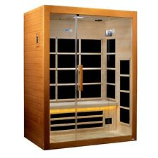 *New 2020 Model* Marseille 3 Person Ultra Low Emf Far Infrared Sauna