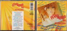 FESTIVALBAR 91 CD QUEEN BLISS ROXETTE PAUL MCCARTNEY ENIGMA ALISON MOYET VANILLA