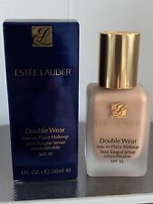 Estee Lauder Double Wear Stay-in-Place Makeup SPF10-PEBBLE 3C2 30ml NEW, GENUINE
