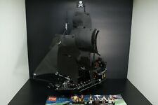LEGO 4184 Pirates of the Caribbean Black Pearl Complete