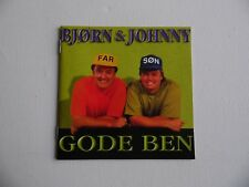 Bjorn & Johnny - Gode Ben - CD - 14 tracks (5).