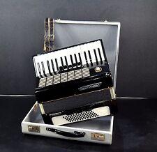 TOP GERMAN PIANO ACCORDION WELTMEISTER STELLA 60 bass,8 reg.&CASE@1oo1accordi0ns