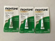 Frontline Gold for Cats kittens 3+lbs, 3 Single doses | Frontline Gold flea tick