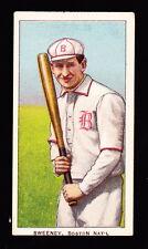 1909-11 T206 BILL SWEENEY BOSTON NAT'L PIEDMONT
