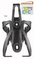 Bicycle  Bike Adjustable Width Water Bottle Cage Holder Rack Black IBERA IB-BC17