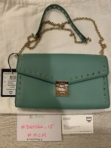 Mcm Millie Crossbody in Park Avenue Leather $775.00 Retail