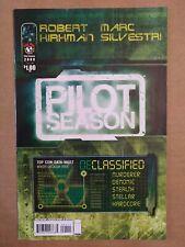 Pilot Season Preveiw (2009) 1st Stealth & Hardcore Kirkman / Silverstri CBG 2038