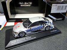 1/43 Audi A4 DTM Street Messe-Modell Nürnberg 2006 MINICHAMPS 400 051503 MINT