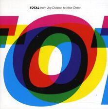 NEW ORDER / JOY DIVISION TOTAL THE BEST OF JOY DIVISION & NEW ORDER CD ALBUM
