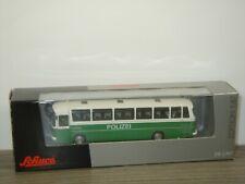 Mercedes Omnibus Polizei - Schuco 1:87 in Box *43239