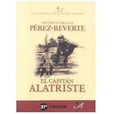 El Capitan Alatriste (Las Aventuras Del Capitan Alatriste)-ExLibrary