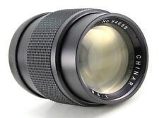 Chinar 135mm F2.8 Lens Pentax K PK Mount Film/Digital