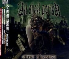 All shall perish: The price of existence (2006) CD OBI TAIWAN