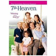 7th Heaven - The Complete Second Season (DVD, 2005, 6-Disc Set)