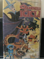 Queen Icicle (VHS) rare Japanese animation from 1960s anime early good
