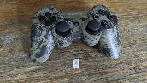 Official Sony Dualshock 3 Controller Camo works great