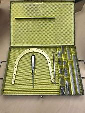 W. Lorenz Oral Head Frame Kit - Reference: 01-0040 - Complete