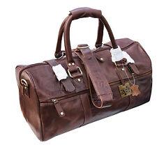 Vente twenty 8 st. james luxe cognac en cuir marron duffle Hodall new