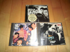New Kids On The Block - Face The Music/Step By Step/Hangin' Tough - 3 CDs