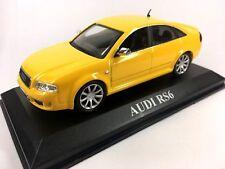 AUDI RS6 JAUNE IXO ALTAYA 1/43 NEUVE YELLOW CAR MODEL GELB DIE CAST WAGEN