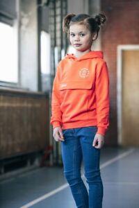TYGO & VITO Mädchen Sweatshirt Pullover Hoody Kapuze feiry coral Gr.122-152