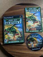 Army Men: Air Attack 2 CIB & TESTED (Sony PlayStation 2, 2001)