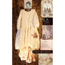 """TINA GIVENS """"MILA SHIRT"""" Sewing Pattern"""