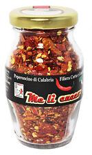 Peperoncino di Calabria Frantumato senza additivi chimici e conservanti 50 g
