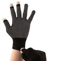 3Pairs Elastic Anti-skid Wrist Gloves Summer Sunscreen Sport Riding Touch Screen