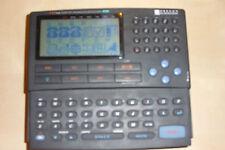 OREGON 130kb DESKTOP ORGANIZER DATABANK WITH TELEPHONE MEMORY PC LINK CALCULATOR