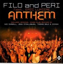 FILO AND PERI Anthem    6 TRACK CD  NEW - NOT SEALED