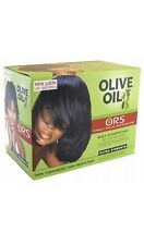 ORS Organic Root Stimulator Olive Oil Hair Relaxer No Lye Kit - EXTRA STRENGTH
