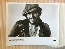 Bruce Springsteen original vintage press headshot photo