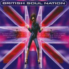 British Soul Nation - Various - CD